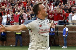 Shaqiri shines in debut as Liverpool rout United