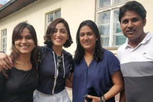 Yami Gautam wraps up Serbia schedule for Uri