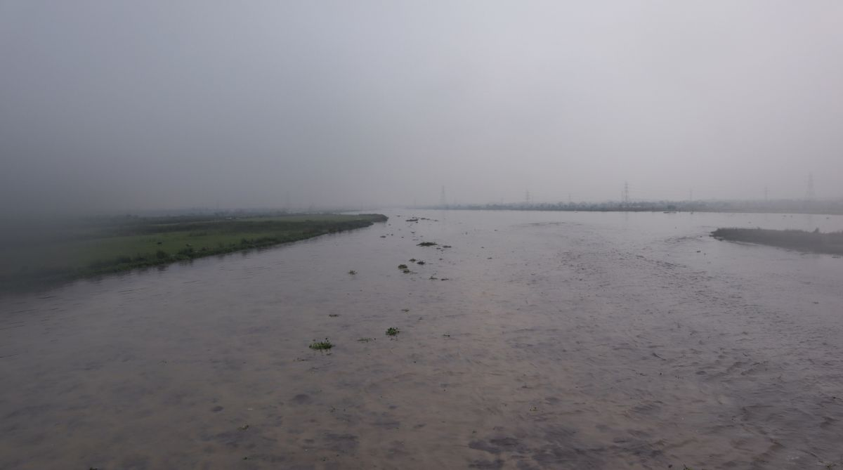 Yamuna floods, Delhi flood, Yamuna crosses danger mark, Yamuna danger mark