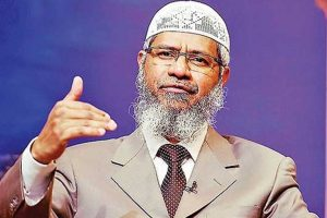 India must press for Naik's return