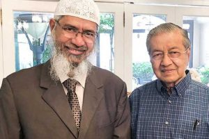 Zakir Naik thanks Malaysian PM, says he hopes for peace 'returning' to India