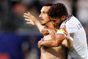 MLS: Zlatan Ibrahimovic does the trick as LA Galaxy rally past Orlando City