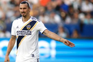 Zlatan Ibrahimovic pleased to make Toronto his 500th goal