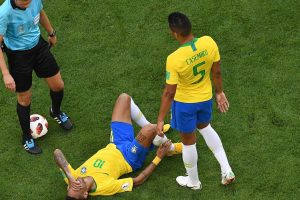 2018 FIFA World Cup | Brazil coach Tite defends Neymar over acting accusations
