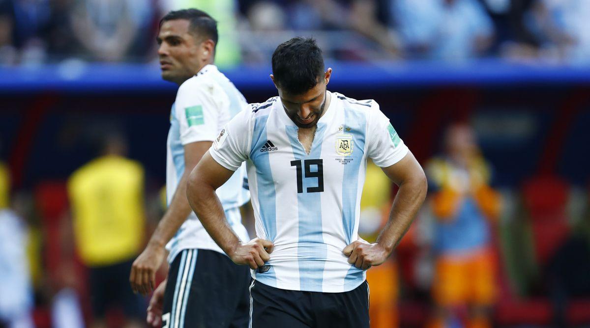 2018 FIFA World Cup, Argentina, Aguero