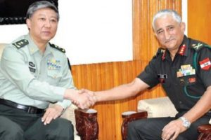 India, China Army teams hope for peaceful borders
