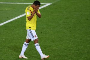 2018 FIFA World Cup | Colombian players receive death threats after penalty miss