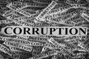 19 govt officials held for corruption in June