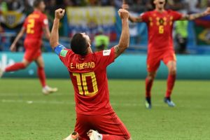 2018 FIFA World Cup | Hazard and others who shone at the quarter-finals