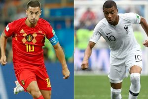 2018 FIFA World Cup | Belgium vs France: Five players to watch out for