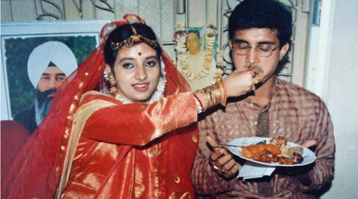 Sourav Ganguly, Dona Ganguly