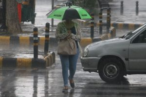 Himachal gets moderate to heavy rainfall