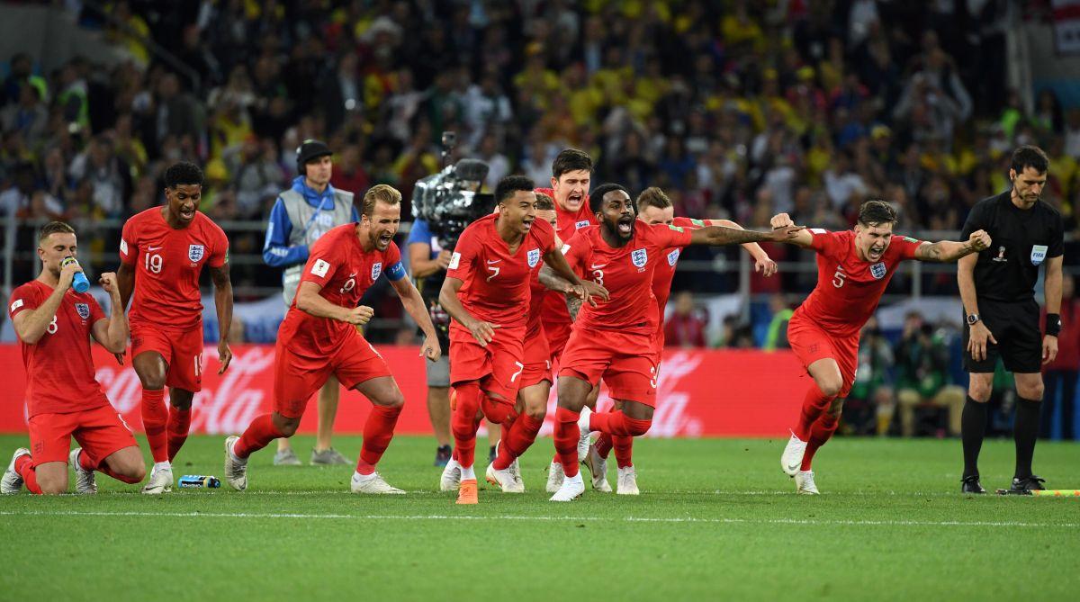 2018 FIFA World Cup, England