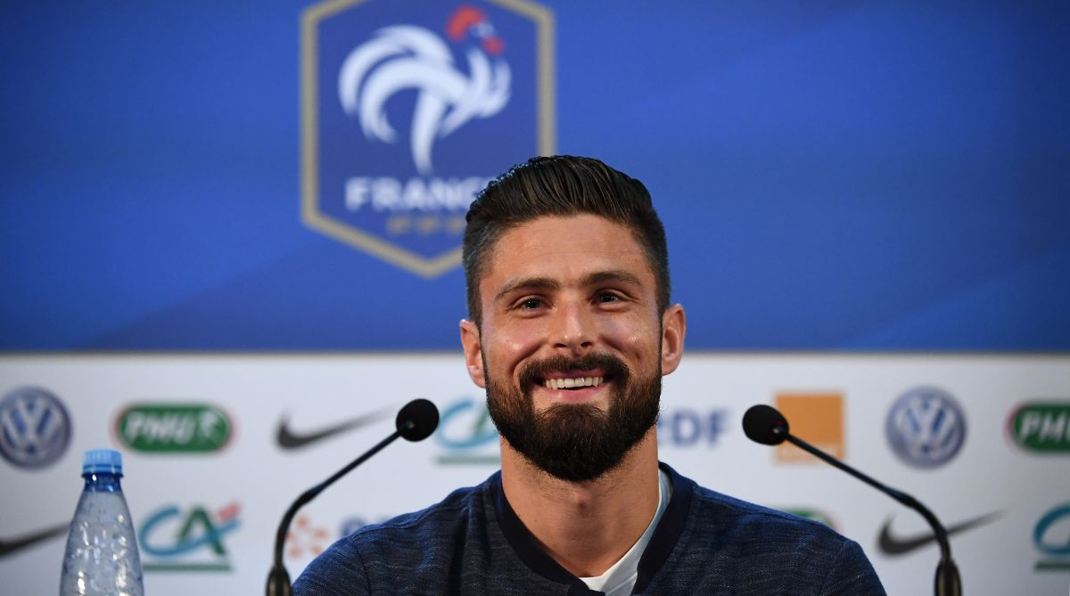 2018 FIFA World Cup, France, Olivier Giroud