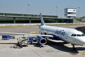 Two IndiGo planes come close mid-air, alarm averts collision