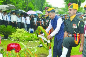 Himachal committed to welfare of soldiers, their families