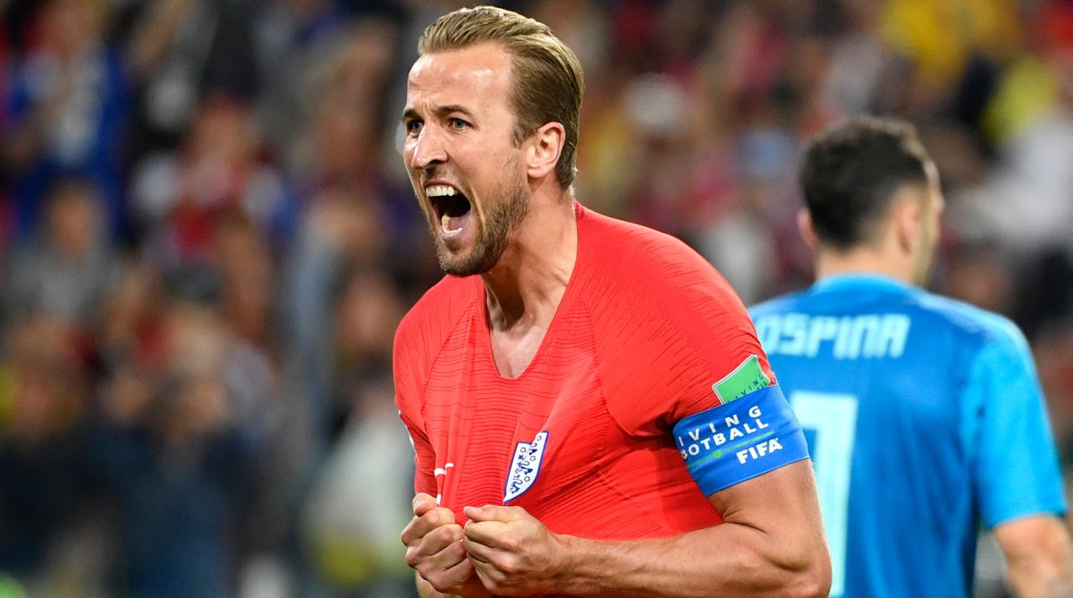 2018 FIFA World Cup, England, Harry Kane