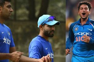 Graeme Swann prefers Kuldeep Yadav over R Ashwin, Ravindra Jadeja for Tests