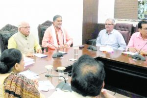 Haryana student union elections in Sept or Oct: Khattar