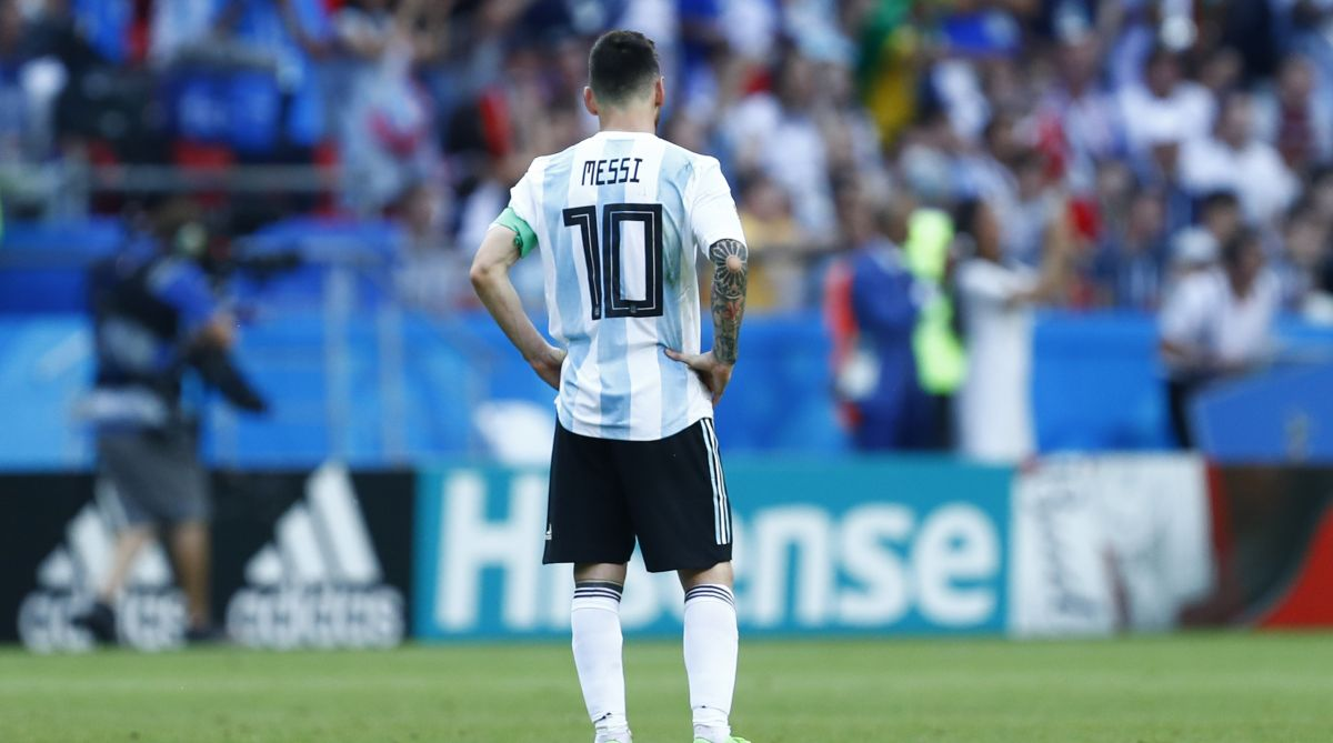 2018 FIFA World Cup, Argentina, Messi