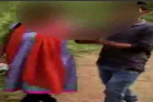 16-yr-old girl molested, dragged by group of boys in UP's Jhansi; act filmed