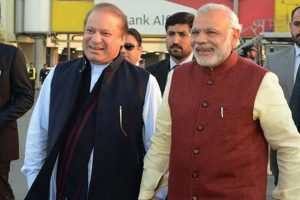 Congress, BJP spar over Nawaz Sharif's 'friendship' with PM Modi