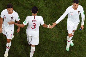 Portugal defender Pepe joins FC Porto