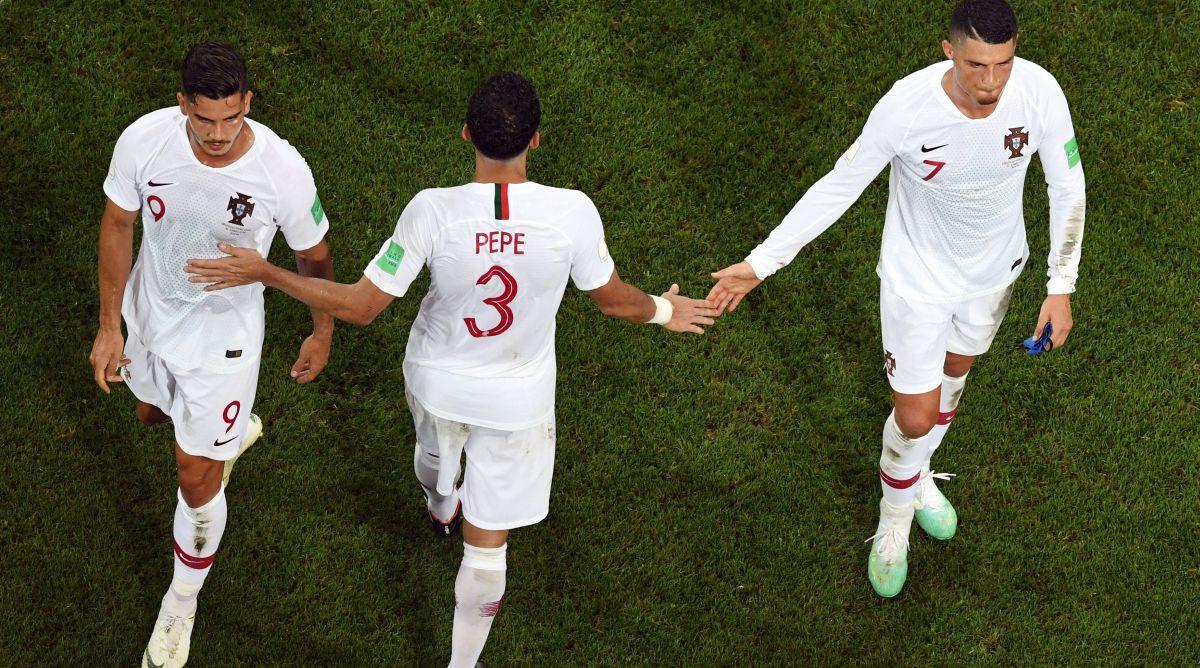 2018 FIFA World Cup, Portugal, Pepe