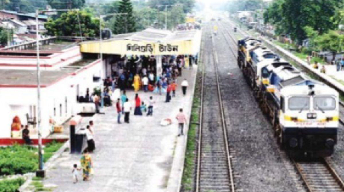 Siliguri railway station, all-women railway station, Northeast Frontier Railway