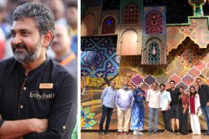 SS Rajamouli is all praises for Disney's musical broadway Aladdin