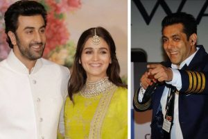 Ranbir Kapoor dodges questions about Alia Bhatt the Salman way