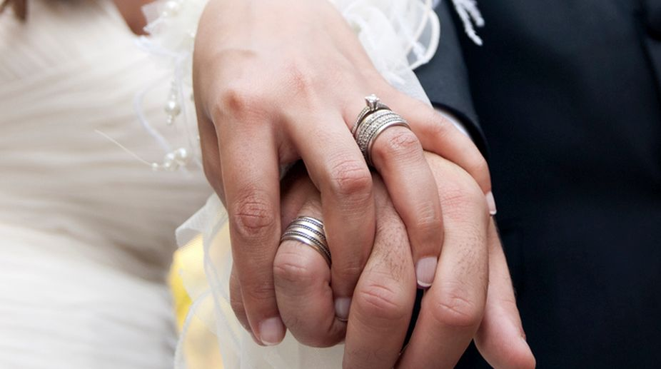wedding rings, couples, relationship