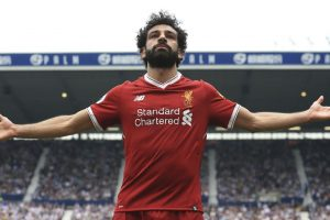 Egyptian King Mohamed Salah signs contract extension with Liverpool