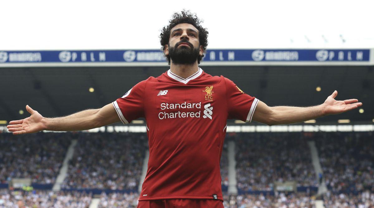 Mohamed Salah, Liverpool F.C