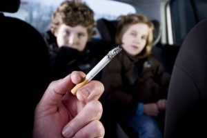 Passive smoking may up snoring risk in kids