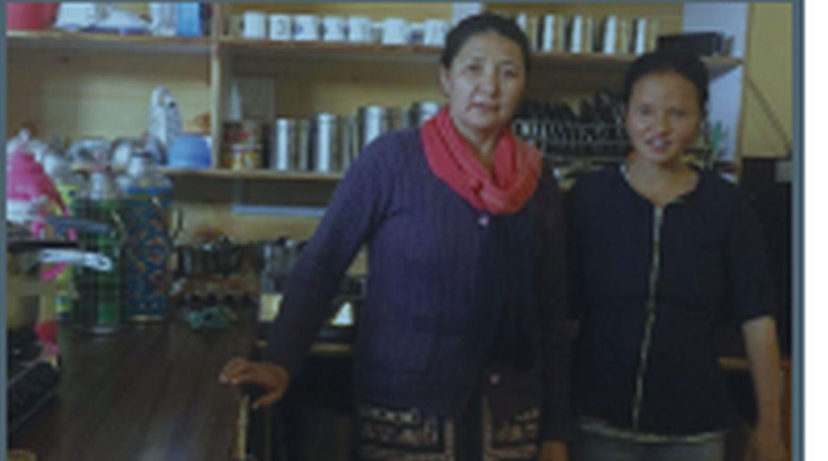 Authentic taste of Ladakh