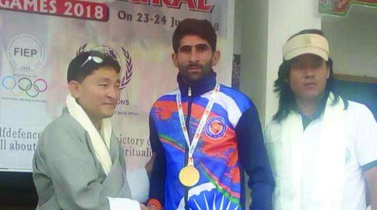 Himachal Pradesh, Himachal Pradesh Athlete, Mohammed Ajharudeen,