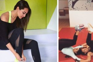 Sonakshi Sinha's 'hazardous' workout session with Katrina Kaif