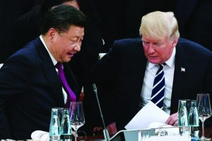 Can't hold US trade talks with 'knife to the throat', says China