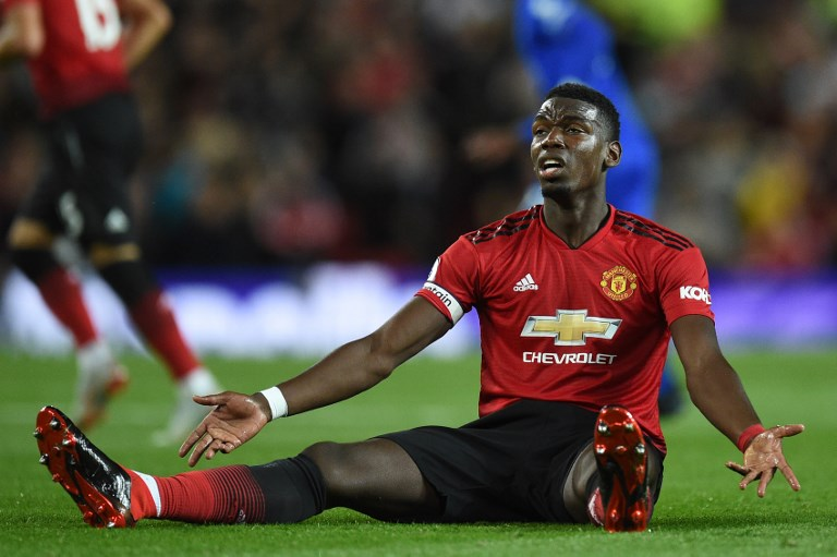 Paul Pogba, Manchester United vs Leicester City, Premier League, Manchester United F.C., Jose Mourinho, Leicester City F.C., 5 Talking Points, Old Trafford, Luke Shaw, Paul Pogba, Andreas Pereira, Jose Mourinho