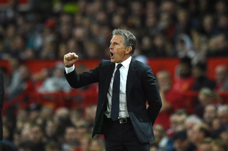 Claude Puel, Manchester United vs Leicester City, Premier League, Manchester United F.C., Jose Mourinho, Leicester City F.C., 5 Talking Points, Old Trafford, Luke Shaw, Paul Pogba, Andreas Pereira, Jose Mourinho