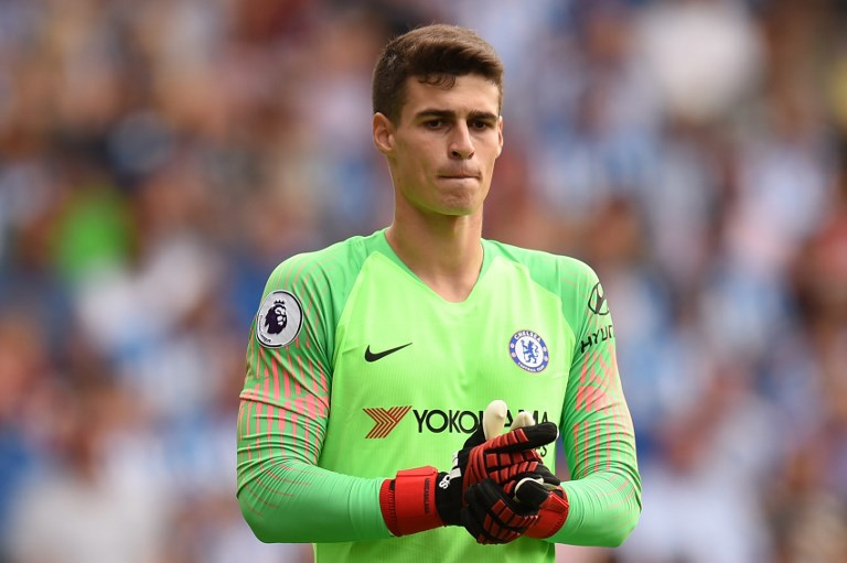 Kepa Arrizabalaga, Chelsea vs Arsenal, Premier League, Arsenal vs Chelsea, London Derby, Match Preview, Chelsea F.C., Arsenal F.C., Eden Hazard, Maurizio Sarri, Unai Emery, Mesut Ozil, Stamford Bridge