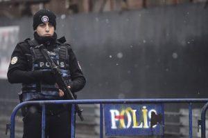 Shots fired at US embassy in Turkish capital of Ankara