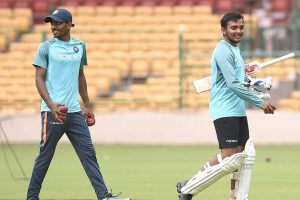 IND VS WI 1st Test: Prithvi Shaw to make Test debut as India announce final 12 for first time