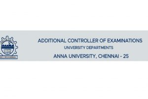 Anna University Re-evaluation results 2018 for Under Graduate, Post Graduate declared at coe1.annauniv.edu, coe2.annauniv.edu, acoe.annauniv.edu | Check now
