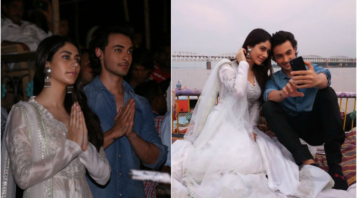 Aayush Sharma, Loveratri, Salman Khan, Warina Hussain
