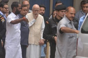 LK Advani renominated as chairman of Lok Sabha ethics panel