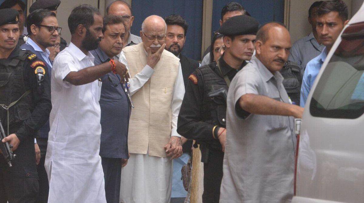 Lok Sabha ethics panel, Lok Sabha, LK Advani, Sumitra Mahajan