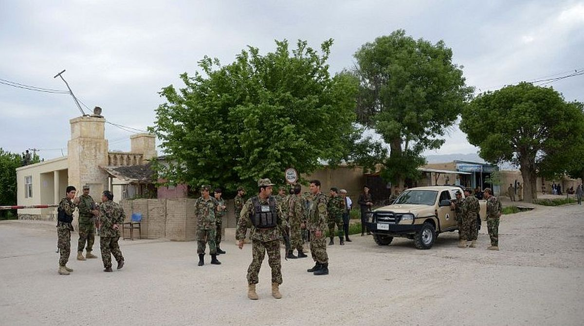 IS commander among 6 killed in Afghanistan