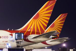 Air India plane lands on wrong runway in Male with 136 people on board